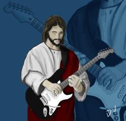 Jesus Rocks 1