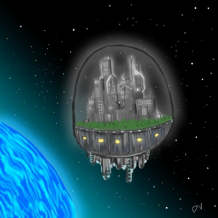 Final Space City