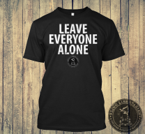 LeaveEveryoneAlone